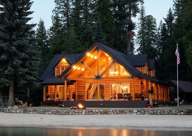 Best 25 pre built homes ideas on pinterest prefab for Panelized cabins