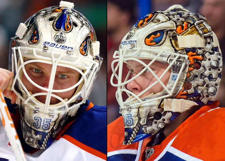 Viktor Fasth 2014 Edmonton Oilers