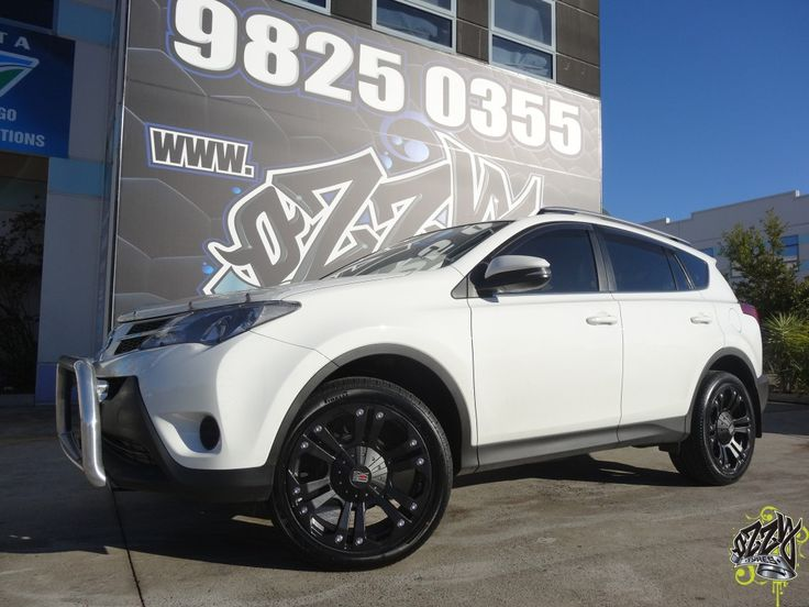 Toyota Rav 4 Rims Vehicles Pinterest Wheels Blog