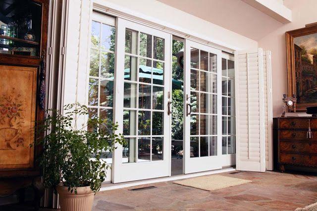 Everything You Should Know Before Buying Sliding French Doors Ellecrafts French Doors Exterior French Doors Patio Exterior Sliding French Doors