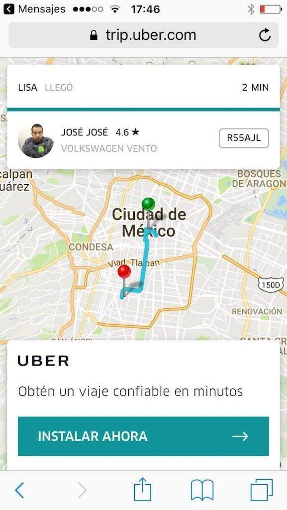 El chofer de Uber en la Ciudad de México fue contratado para llevar un equipo de filmación, sin embargo, nunca llegó a su destino El propietario del equipo ya presentó una denuncia en la Delegación Benito Juárez y acudió a …