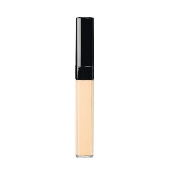 CORRECTEUR PERFECTION LONG LASTING CONCEALER ❤ liked on Polyvore featuring beauty products, makeup, face makeup, concealer, chanel face makeup, chanel concealer and chanel