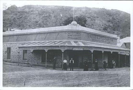 1903 CROMWELL, Jollys Shop 1903