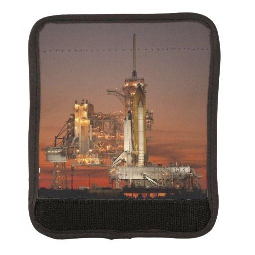 Atlantis Space Shuttle luggage handle wraps