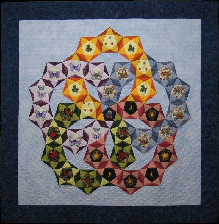 Quilting Slider Mat: 673 Best Images About Blocks-EPP On Pinterest
