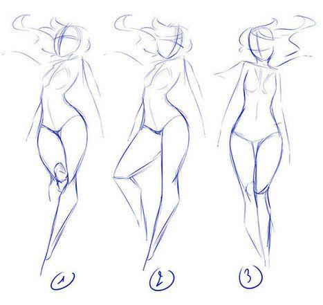 Guida al disegno gestuale del corpo | Circolo d'Arti | Scoop.it