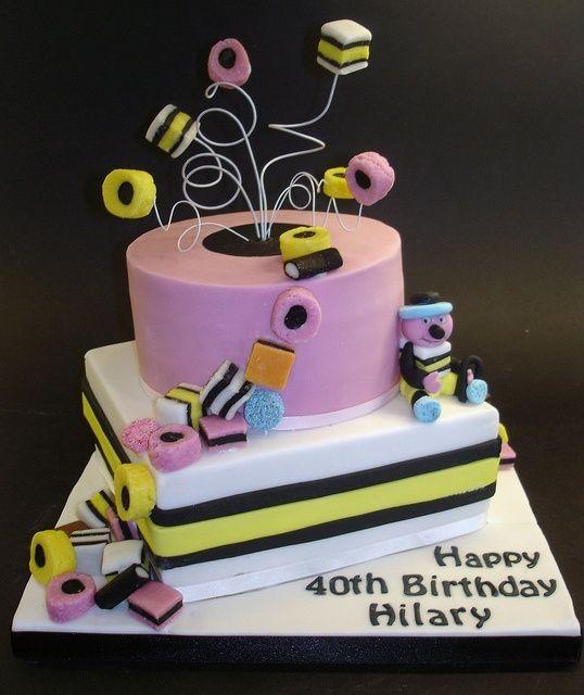liquorise cake - Google Search
