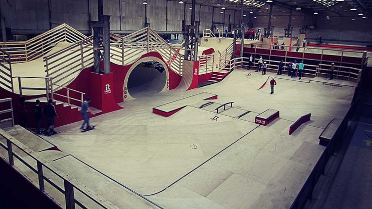 3. Rush Skatepark, Stroud | 5 Top UK Indoor Skateparks For When ...