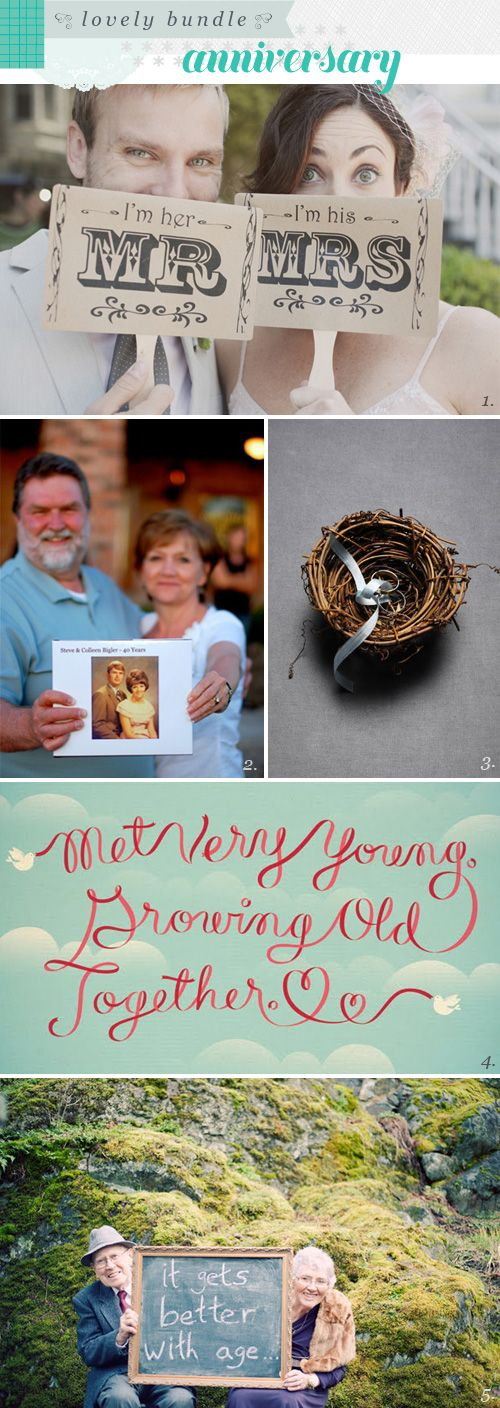 joy ever after :: details that make life loveable :: - Journal - lovely bundle {anniversary}