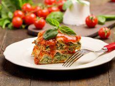 Lasagne végétarienne à la mijoteuse