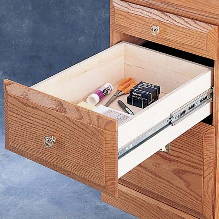 slides tracks inch ce slide bottom dresser mount center drawer replacing wood replacement