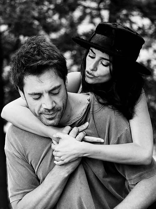 Javier Bardem & Penelope Cruz BEST LOOKING COUPLE AND JAVIER IS THE BEST ACTOR OF ALL TIMES...IN MY BOOK!