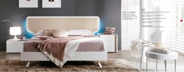 """Ambientes cómodos, materiales cálidos con un aire renovado y respetuoso con un pasado artesanal. Así se nos presenta la nueva colección de dormitorios """"Fresh-Vintage"""" de la firma Kazzano."""
