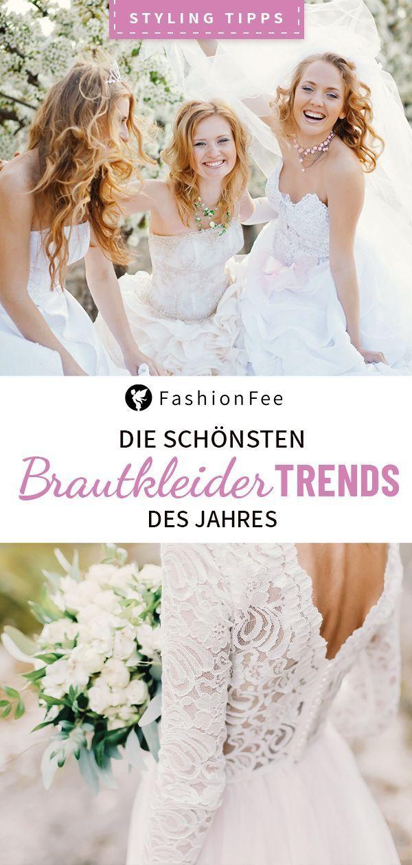 Diese 7 Brautkleider Trends 2019 muss jede Braut k…