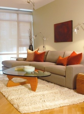 Modern Ideas For Living Rooms