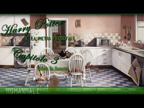 "Harry Potter e la Pietra Filosofale ""Cap 3"" - HumanHall - YouTube"