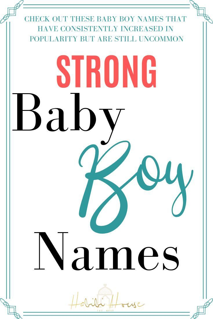 Italian Boy Name: Trendy But Unique Baby Boy Names