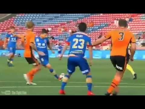Newcastle Jets vs Brisbane Roar FC - http://www.footballreplay.net/football/2016/10/16/newcastle-jets-vs-brisbane-roar-fc/