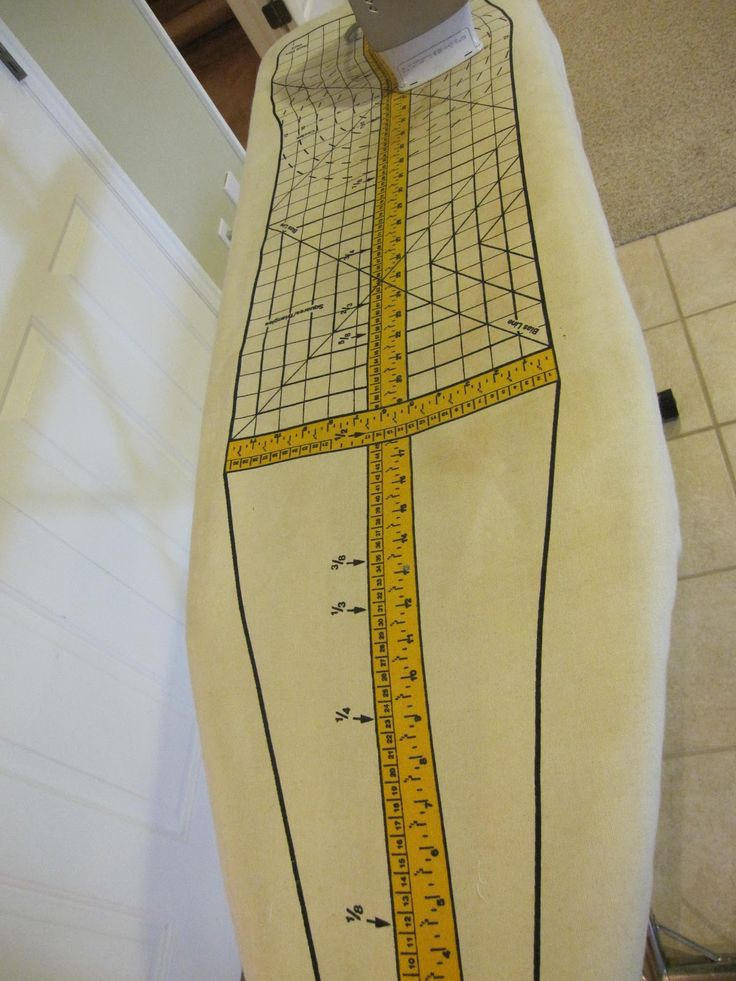 Sew Much Good: Iron Board Cover Tutorial -- Fast and Easy!!