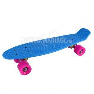 Skateboard facile à utiliser planche à roulettes pas cher [#ROBE208789] - robedumariage.com
