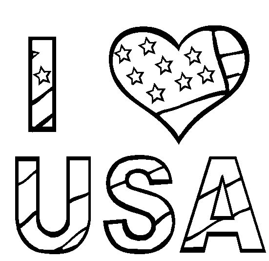 July 4th Coloring Pages - The American Eagle Coloring Page Sheets - new 4th of july coloring pages preschool