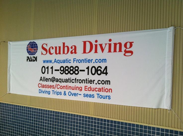 South Korea-Aquatic Frontier scuba diving
