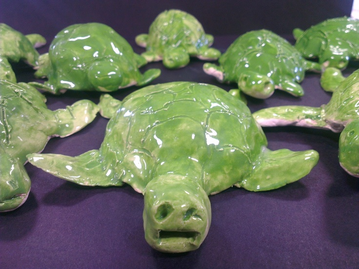 Once upon an Art Room: Clay - Project 1 - Pinch Pot Animals Great for 1st.