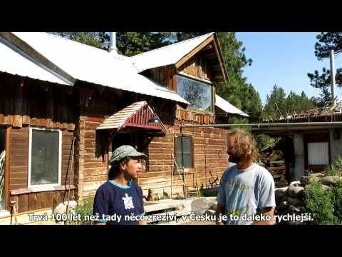 ▶ Recyklovaný dům v USA - YouTube