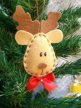 Small christmas decoration