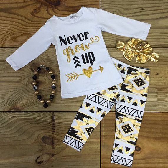 Never Grow Up Outfit