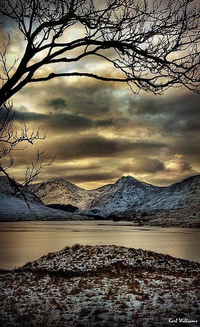Loch Arklet, Trossachs, Scotland ~ ₪•BE•₪ ~