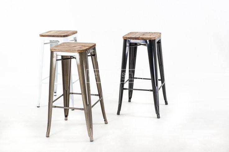 17 beste afbeeldingen over gewoonstijl tolix op pinterest metalen stoelen metalen en - Stoelen tolix ...