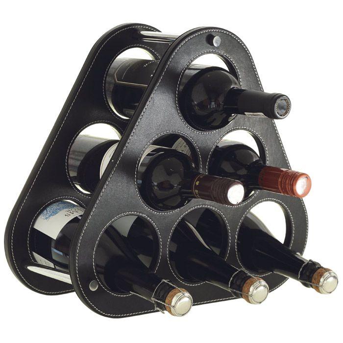 6 Bottle Wine Stand | Wine Gift Ideas South Africa  www.brandinnovation.co.za  #wine #winegifts #winestand #wineholder #corporategifts #winerack