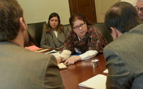 El ministro Juan Fernando Cristo se reunió con la Misión Electoral Especial imagen 3