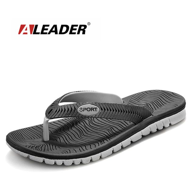Amazing Price $6.59, Buy 2017 Mens Flip Flops Sandals Rubber Casual Men Shoes Summer Fashion Beach Flip Flops Sapatos Hembre sapatenis masculino