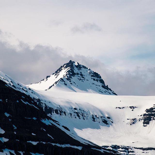 Memories of Icelandic snow