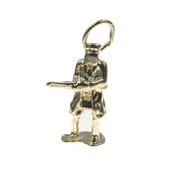 Ned Kelly Charm - chr-0063