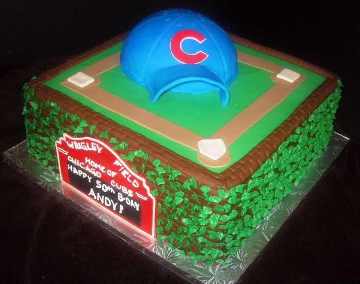 7 best baseball cake images on Pinterest