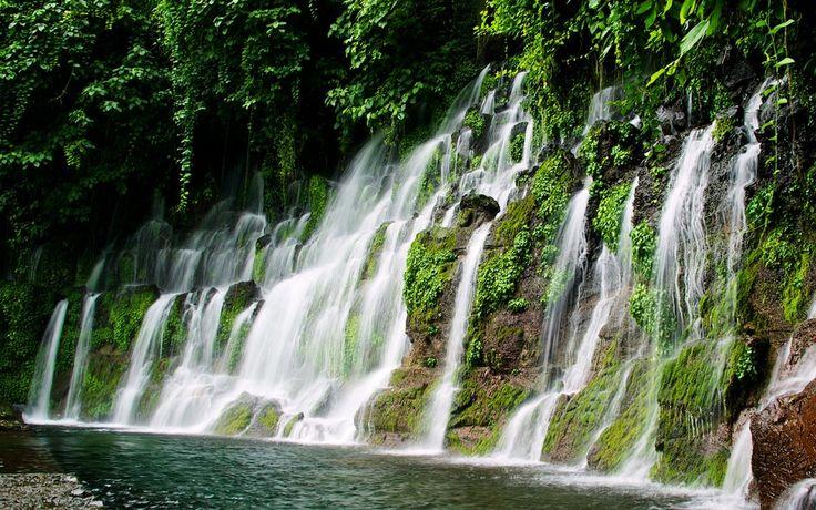 Gorgeous Waterfalls In El Salvador Beautiful Palace Pinterest Salvador El Salvador And