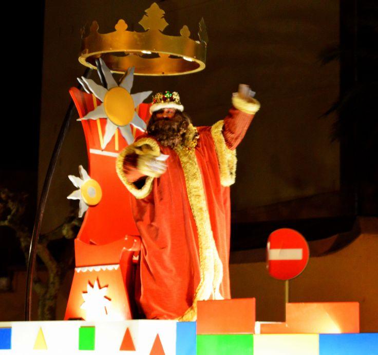 Three Kings Parade, Cambrils, Spain