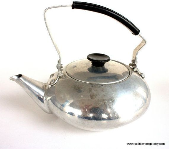 Image result for small aluminum tea kettle