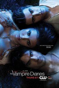 Poster de Crónicas Vampíricas (The Vampire Diaries): Primera Temporada / Temporada 1