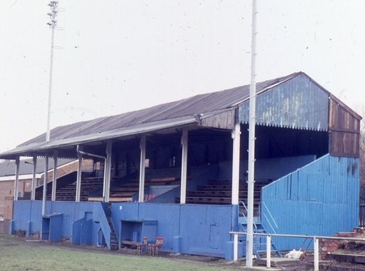 Stalybridge Celtic Stand