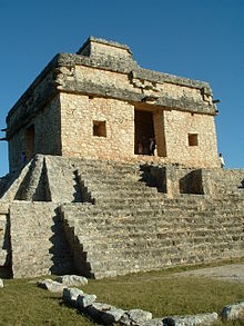 Dzibilchaltun, Yucatan --> Mexico