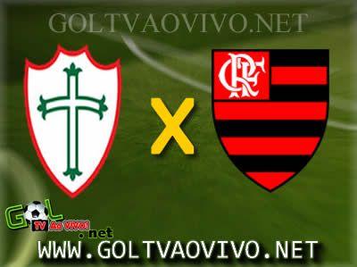 Portuguesa x Flamengo Brasileirão 2013