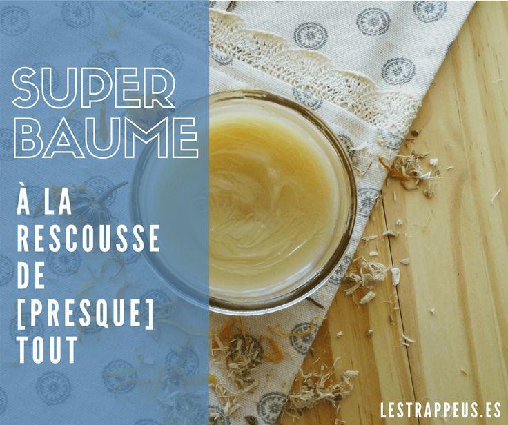 Une recette simple d'un super baume tout-usage pour toute la famille, que ce soit pour les irritations, érythèmes, lèvres gercées, eczéma, etc.
