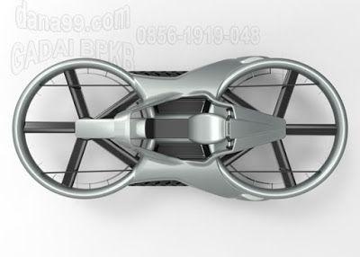 Sepeda Motor Melayang Aero-X, Pertama Di Dunia
