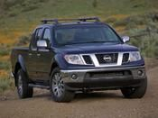 2014 Nissan Frontier 4x4 Crew Cab 4.75 ft. box 125.9 in. WB S 0-OEM Supplied Custom Image