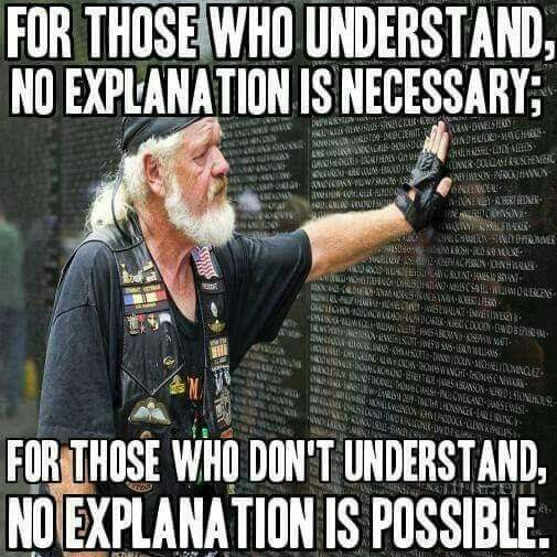 They say that too bad for the Vets. Some even say that kneeling is my form of protest. The truth is that the world is not reality TV and these folks, they sacrifice their time & innocence so those slackers can live their free-loading life.
