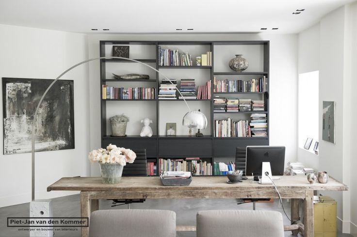 Luxe appartement - werkplek